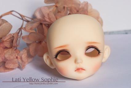 ball jointed doll, bjd doll, lati yellow sunny, búp bê khớp cầu, bup be khop cau, bjd doll, lati yellow sophie