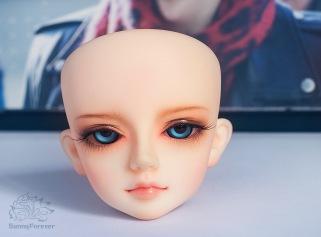 ball jointed doll, bjd doll, búp bê khớp cầu, bup be khop cau, bjd doll, BJD vietnam, bjd việt nam, faceup bjd, face-up bjd, little monica Kliff