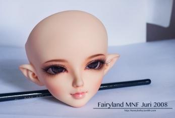 ball jointed doll, bjd doll, búp bê khớp cầu, bup be khop cau, bjd doll, BJD vietnam, bjd việt nam, faceup bjd, face-up bjd, minifee juri 2008, fairyland bjd