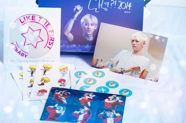 hi baby js calendar 2014, hibaby_js, jang hyung seung, js, jaystomp, jay stomp, hyunseung, v-pop 2014, troublemaker, trouble maker
