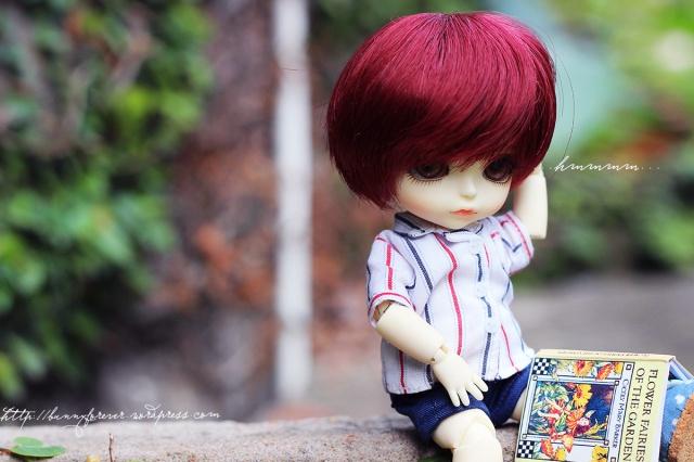 sunny, js, jang hyung seung, ball jointed doll, bjd doll