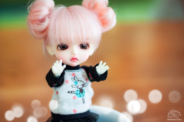 ball jointed doll, bjd doll, lati yellow sunny, lati yellow lea vampire, búp bê khớp cầu, bup be khop cau, bjd doll