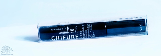 mascara chifure, japanese mascara, eye make up, trang điểm mắt