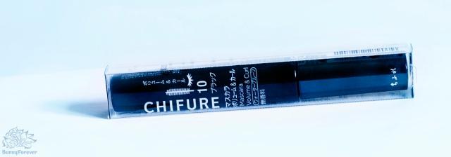 mascara chifure, japanese mascara, eye make up, trang điểm mắt
