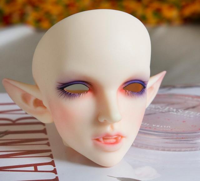 faceup bjd, face-up bjd, ball jointed doll, bjd doll, búp bê khớp cầu, bup be khop cau, iplehouse the addiction violet