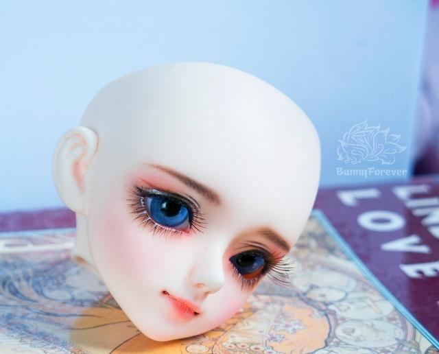 Luts Kid Delf Darea, faceup bjd, face-up bjd, ball jointed doll, bjd doll, búp bê khớp cầu, bup be khop cau