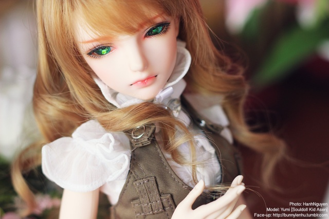 soul doll kid asen, ball jointed doll, bjd doll, bup be bjd, búp bê bjd, bup be khop cau, búp bê khớp cầu, luts event head summer 2013, face-up, bjd face up, face-up