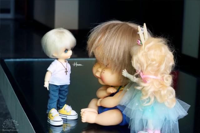 sunny, js, ball jointed doll, bjd doll, lati yellow sunny, pukifee pongpong, pukifee pong pong, puki fee pong pong, búp bê khớp cầu, bup be khop cau, bjd doll