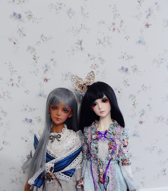 ball jointed doll, bjd doll, búp bê khớp cầu, bup be khop cau, bjd doll, BJD vietnam, bjd việt nam, faceup bjd, face-up bjd, april story spring girl,  april story winter girl