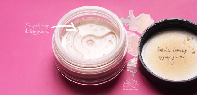 mỹ phẩm, cosmetic, mineral foundation, bare mineral foundation matte, loose powder, phấn nền khoáng, phấn nền tự nhiên