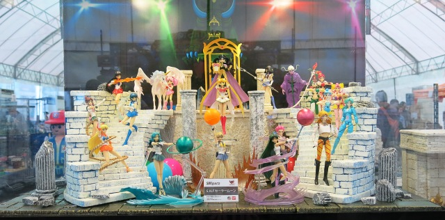 sailormoon, toy expo, action figure, toy, anime, manga, fes, festival